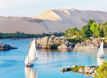 Egypt with Free Domestic Air Tickets