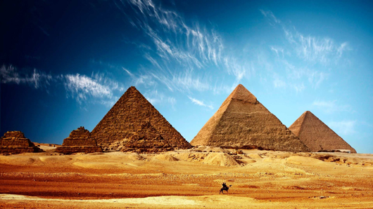 Egypt 6 Nts with 01 Nt Train and with Nile Cruise