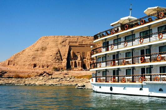 Egypt with 2Nts Train + Nile Cruise