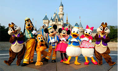 Hong Kong & Disneyland Stay
